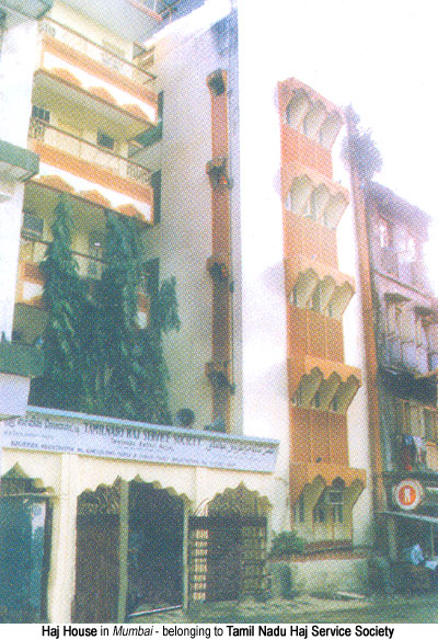 Haj House in Mumbai