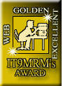 IT9MRM's Golden Excellent Web Award