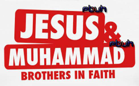 Moses, Jesus And Muhammad (pbut) Brothers in Faith