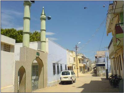 Magdoom Masjid at Magdoom Street
