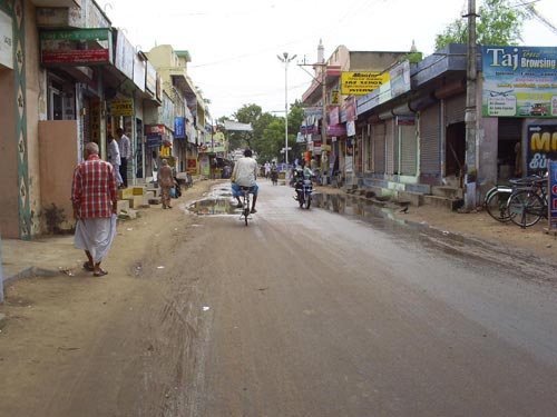 Main Road Near Arampalli