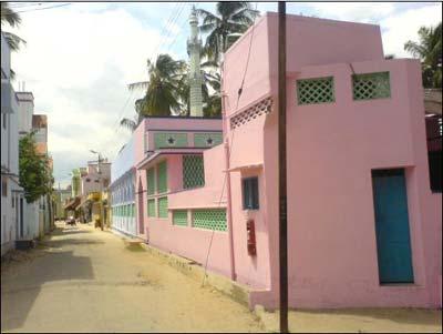 Mohideen Masjid at Kuthuckal Street