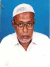 My Paternal Uncle Haji MS Mohamed Noohu